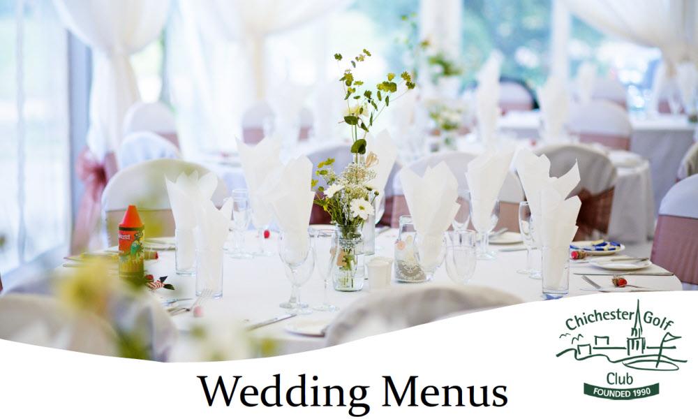 wedding menu_header
